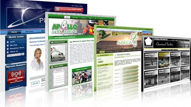 Thiết kế website nhanh chóng tại Hà Nội năm 2016