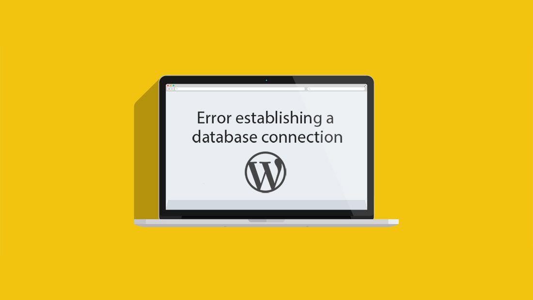 tốc độ tải trang và lỗi kết nối cơ sở dữ liệu