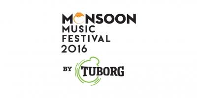 Moonsoon festival - Lễ hội âm nhạc gió mùa 2016