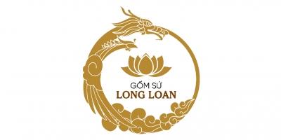 Thiết kế bộ nhận diện thương hiệu Branding Gốm sứ Long Loan
