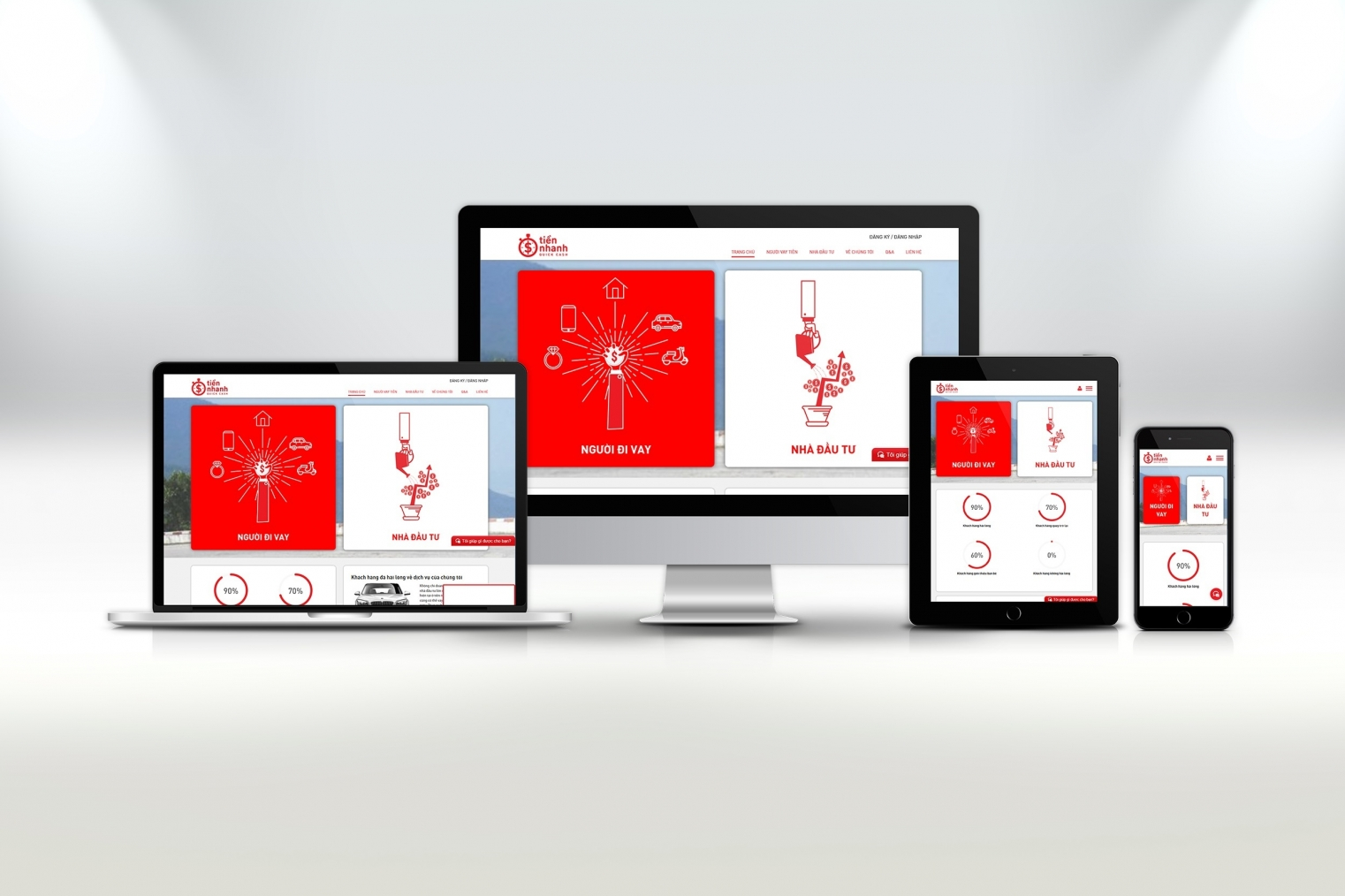 Thiết kế web ứng dụng